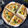 Pizza Passion vassoio party rotondo, , large