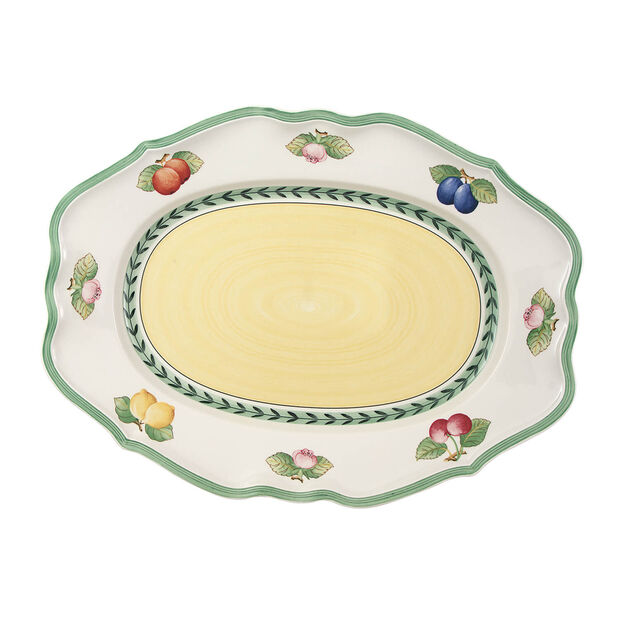 French Garden Fleurence fuente ovalada 44 cm, , large