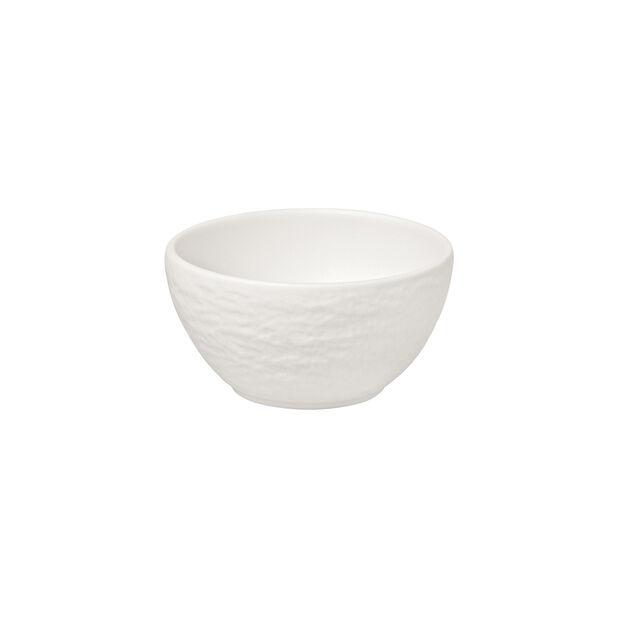 Manufacture Rock Blanc coppetta per salse , bianco, 8 x 8 x 4 cm, , large