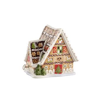 Christmas Toys casa di panpepato con carillon