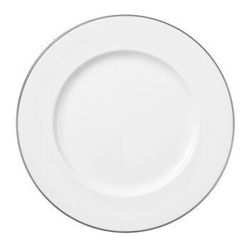 Anmut Platinum No.1 plato redondo y llano