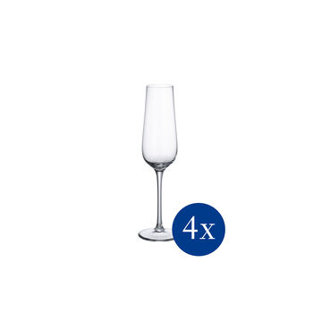 Purismo Specials Calice champagne Set 4 pcs