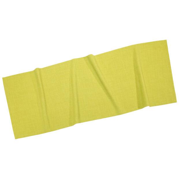 Textil Uni TREND Cam.de mesa limon 50x140cm, , large