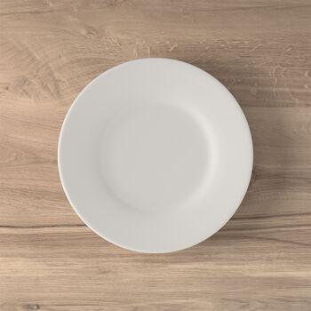 Twist White piatto da colazione