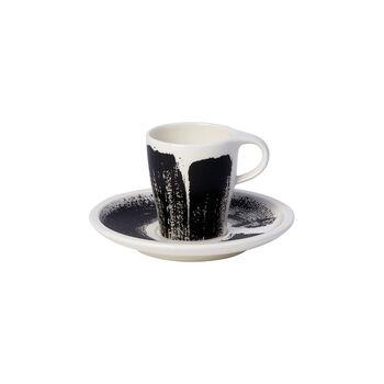Coffee Passion Awake Taza Espresso con platillo 2 ud.