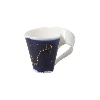 NewWave Stars tazza Scorpione, 300 ml, blu/bianco