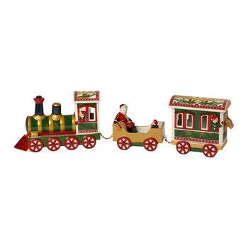 Christmas Toys Memory North Pole Express 55x8x15cm