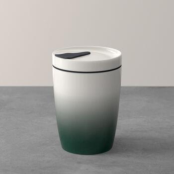 Coffee To Go tazza mug da viaggio S green