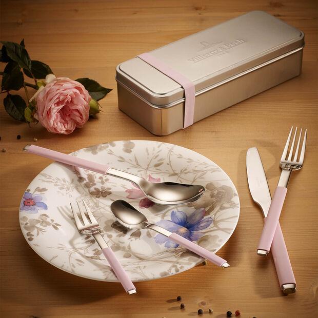 Mariefleur Gris Basic piatto da colazione, , large
