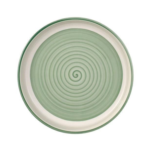 Clever Cooking Green piatto da portata rotondo 26 cm, , large