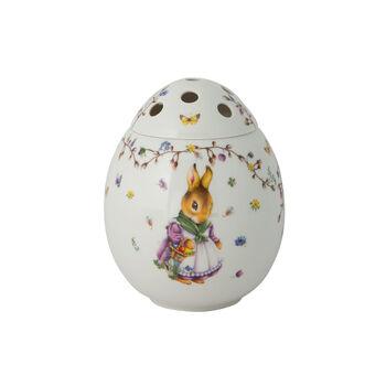 Spring Fantasy vaso a forma di uovo Emma e Paul, 21 cm, multicolore