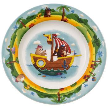 Chewy's Treasure Hunt Piatto piano per bambini