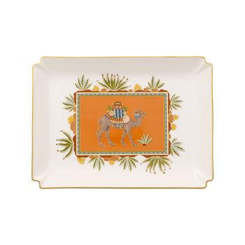 Samarkand Mandarin Gifts Piatto decorativo grande 28x21cm