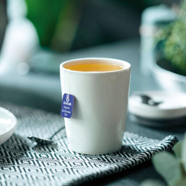 Tazza mug To Go, 270 ml, bianco, , large