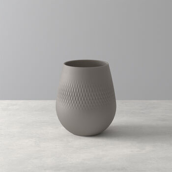 Manufacture Collier vaso, 12x15cm, carré, talpa