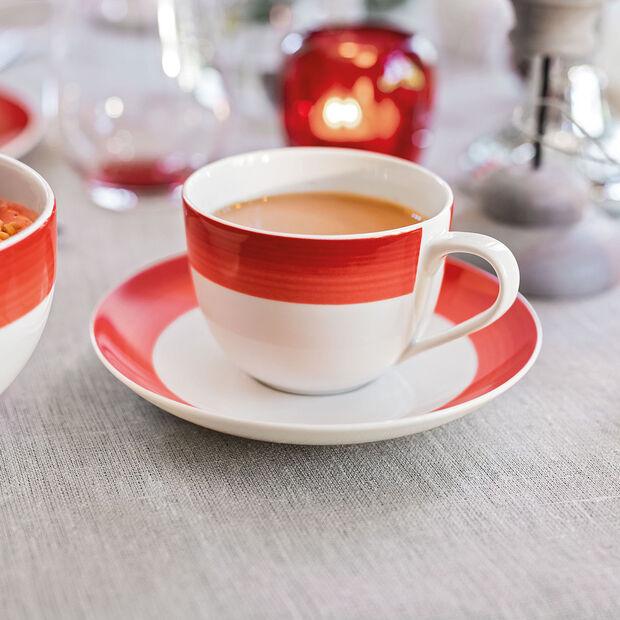 Colourful Life Deep Red piattino per tazza da caffè, , large