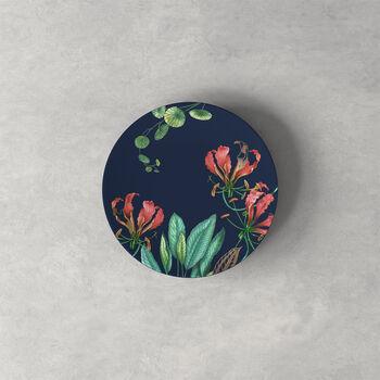 Plato para pan Avarua, 16cm, azul/multicolor