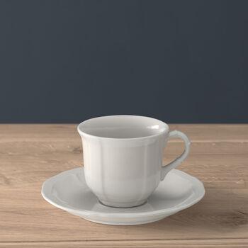 Manoir Taza café con plato
