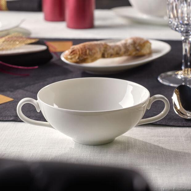 White Pearl scodella da minestra, , large