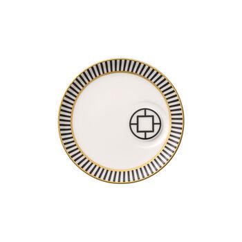 MetroChic Piattino tazza espresso 14,5x14,5x1,5cm