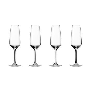 vivo   Villeroy & Boch Group Voice Basic Glas Champagne Flute Reims set 4 pcs