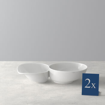 Soup Passion Zuppiera piccola Set 2 pezzi 23,3x13,3x5,2cm