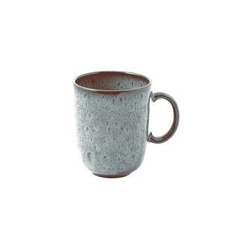 Lave Glacé tazza con manico, turchese, 12,5 x 9 x 10,5 cm, 400 ml