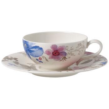 Mariefleur Gris Basic set de té 2 piezas