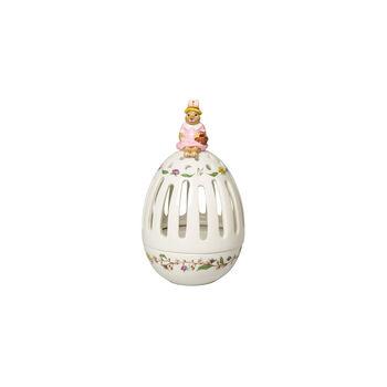 Bunny Tales uovo portacandelina Anna, 16 cm Villeroy & Boch