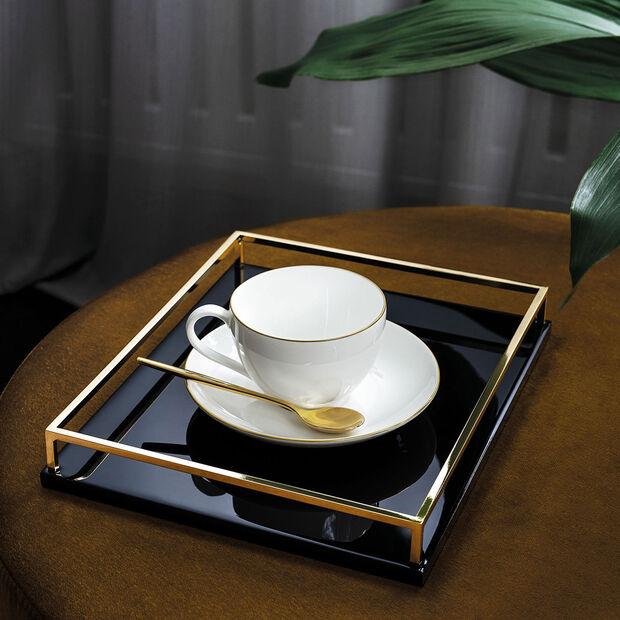 Anmut Gold tazza da caffè, bianco/oro, , large