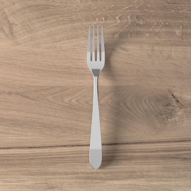 Sereno brunito forchetta da tavola, , large
