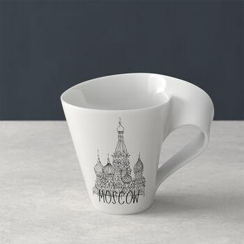 Modern Cities, tazza da caffè, Mosca, 300ml