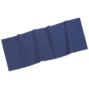 Textil Uni TREND Striscia turchino 50x140cm