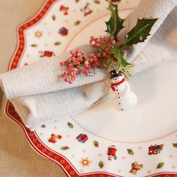 Toy's Delight piatto piano bianco, , large