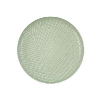 it's my match piatto Leaf, 24 cm, verde minerale