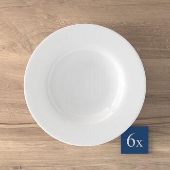 Royal plato hondo, 6 unidades
