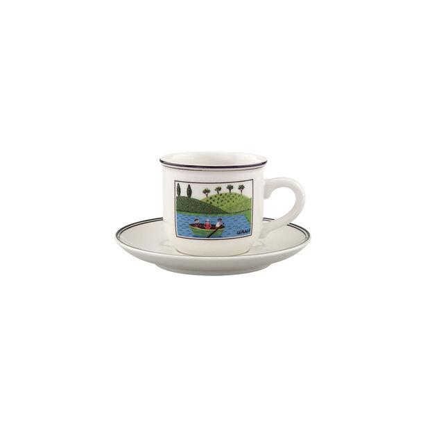 Design Naif Tazza espresso con piattino 2pz., , large