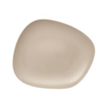 Organic Sand plato llano de 28 x 24 x 3 cm