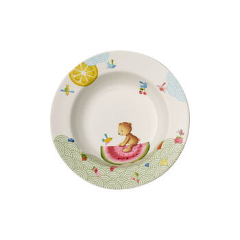 Hungry as a Bear Piatto fondo bambini 195mm