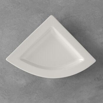 NewWave plato llano triangular