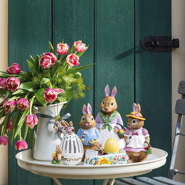 Bunny Tales uovo portacandelina Anna, 16 cm Villeroy & Boch, , large