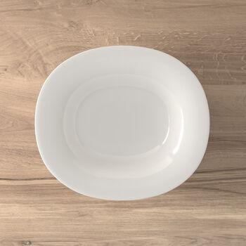 New Cottage Basic piatto fondo ovale