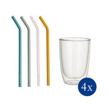 Artesano Hot&Cold Beverages set de vasos largos de 8 piezas CE