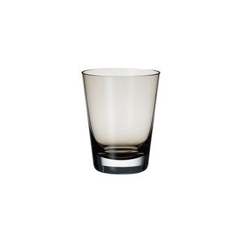 Colour Concept bicchiere da cocktail/acqua Smoke