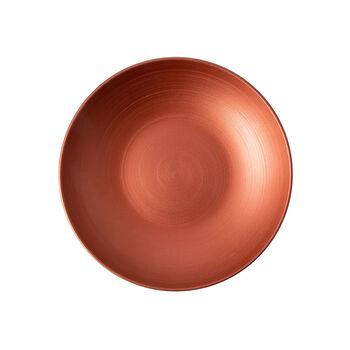Manufacture Rock Glow fuente llana, cobre/negro