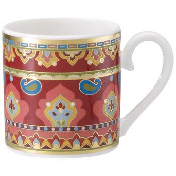 Samarkand Rubin tazza espresso senza piattino