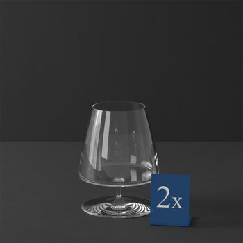MetroChic coppa da brandy, 2 pezzi, 620 ml