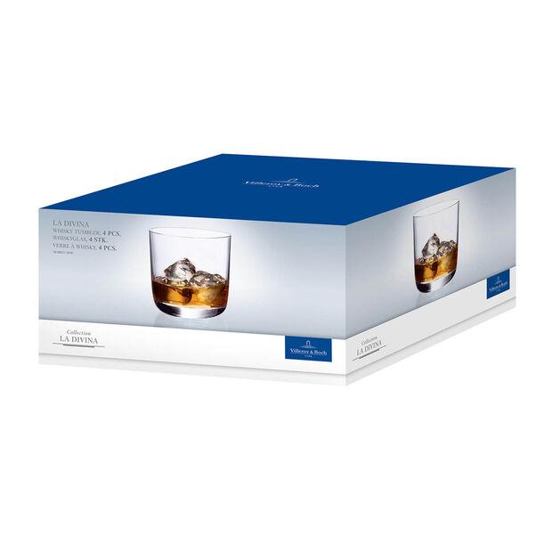 La Divina bicchiere da whisky, 4 pezzi, , large