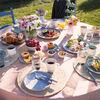Artesano Nature Bleu piatto da colazione, , large
