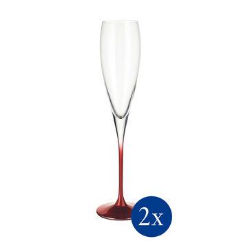 Allegorie Premium Rosewood Champagne Set 2pz 300mm